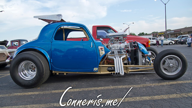 1947 FIAT 500 Hot Rod Profile