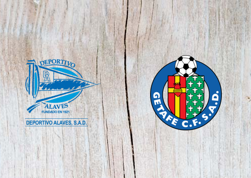 Deportivo Alaves vs Getafe - Highlights 27 September 2018