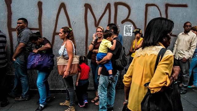 El nuevo pronóstico del FMI sobre Venezuela