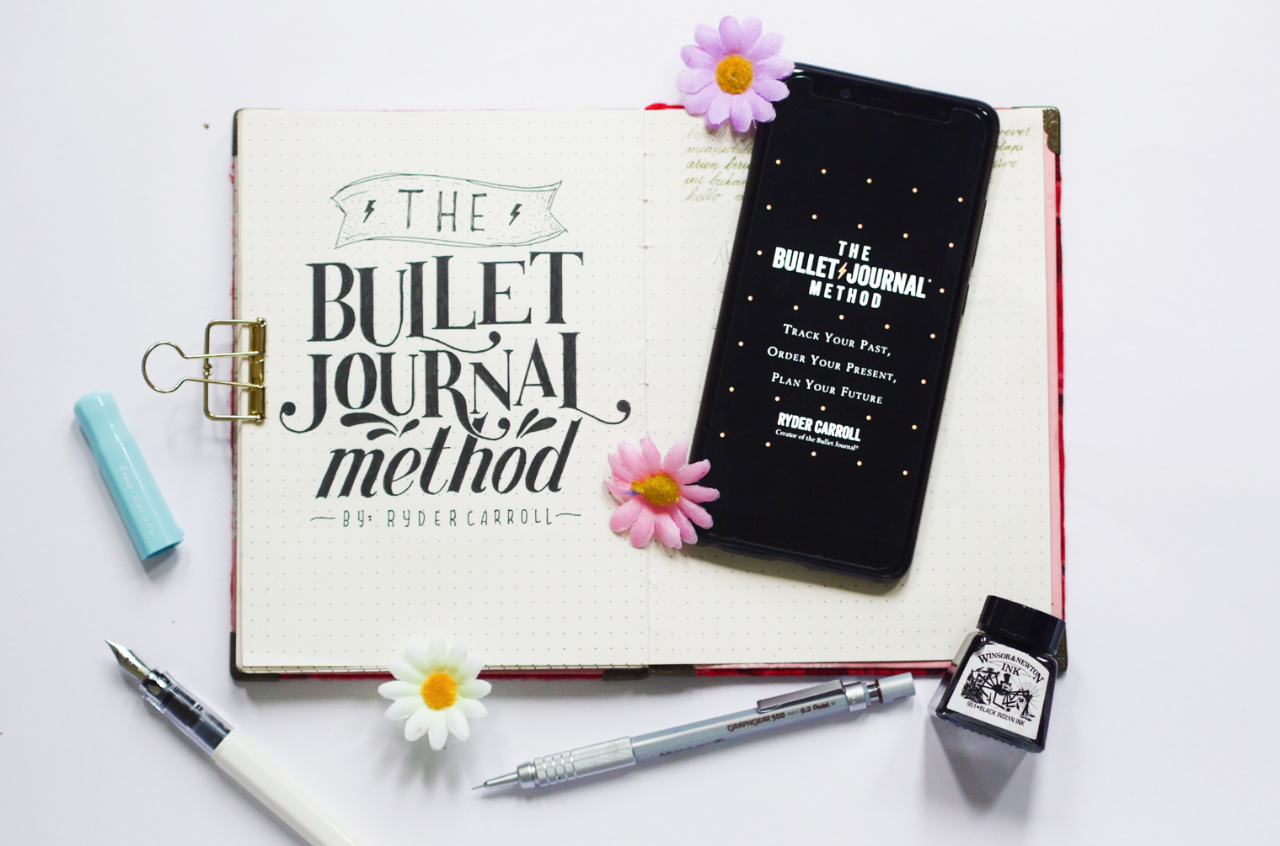 Review The Bullet Journal Method Bahasa Indonesia