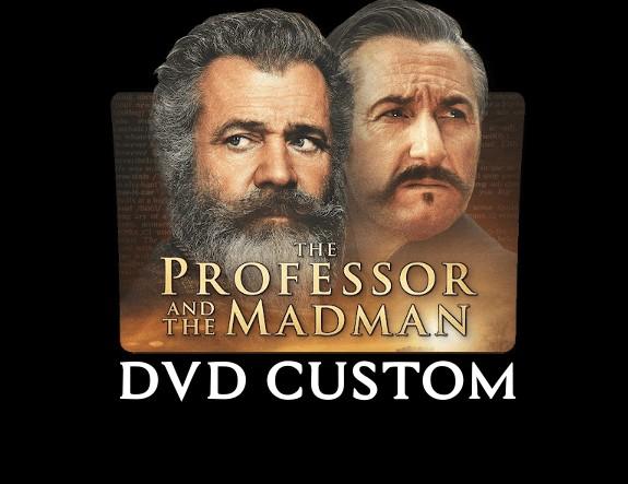 The professor and madman DVD CUSTOM