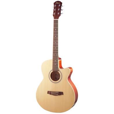 guitar kapok LO-14CEQ
