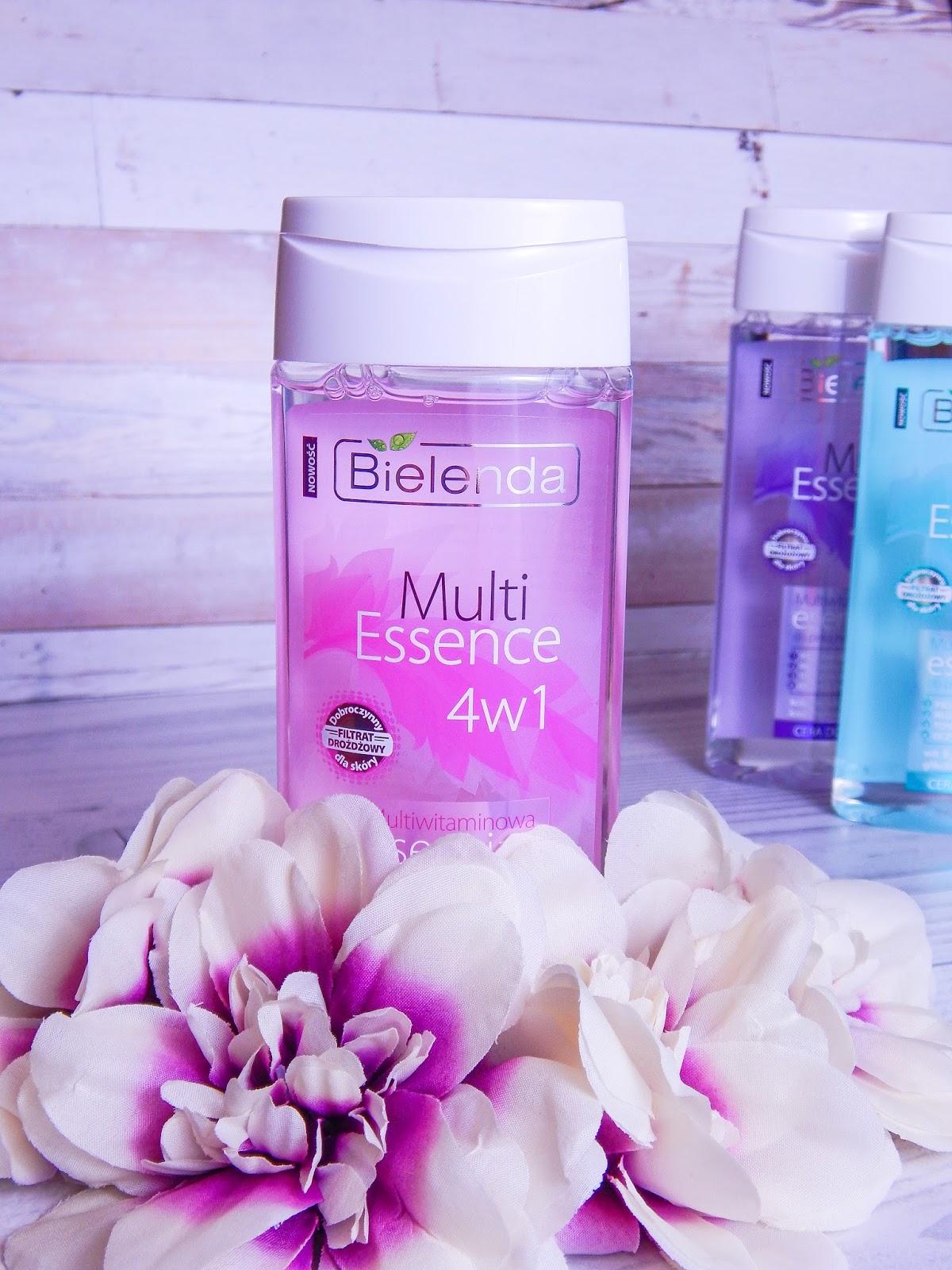 7 multi essence 4w1 bielenda recenzja multiwitamicowa esencja do pielęgnacji twarzy