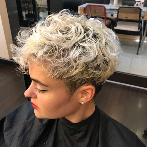 New Pixie Haircut Ideas in 2018-2019 - Frisuren 2018