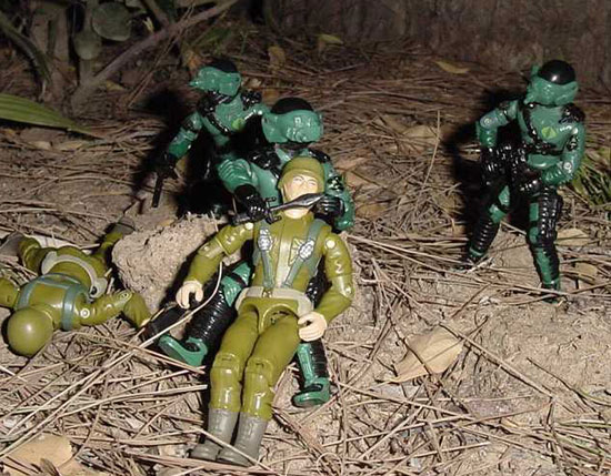 1989 Night Viper, 1994 Action Soldier