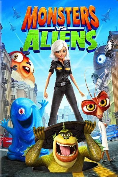o filme monstros vs alienigenas dublado