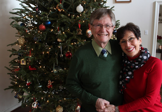 Merry Christmas and Happy New Year from Peggy and Doug 2017