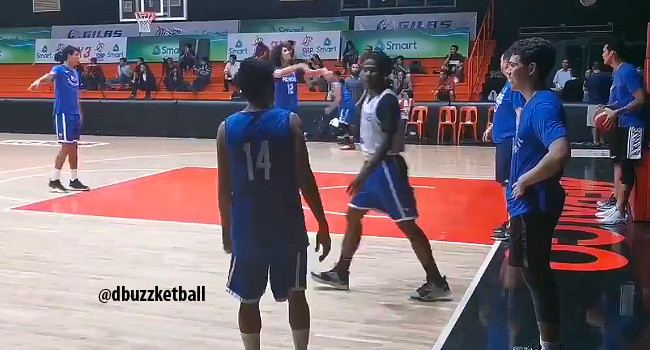 Gilas Pilipinas' Third Practice for the FIBA World Cup 2019 (VIDEO) June 24