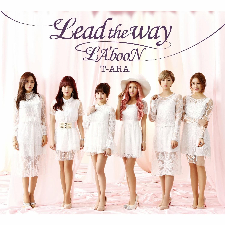 [Single] T-ara – Lead The Way / LA'booN (Japanese)
