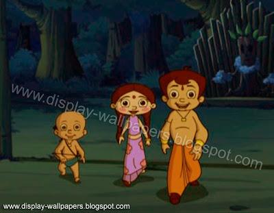 Chota Bheem Cartoon Pictures