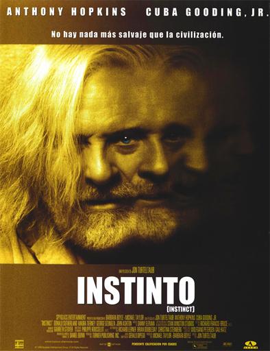 Ver Instinto (Instinct) (1999) Online