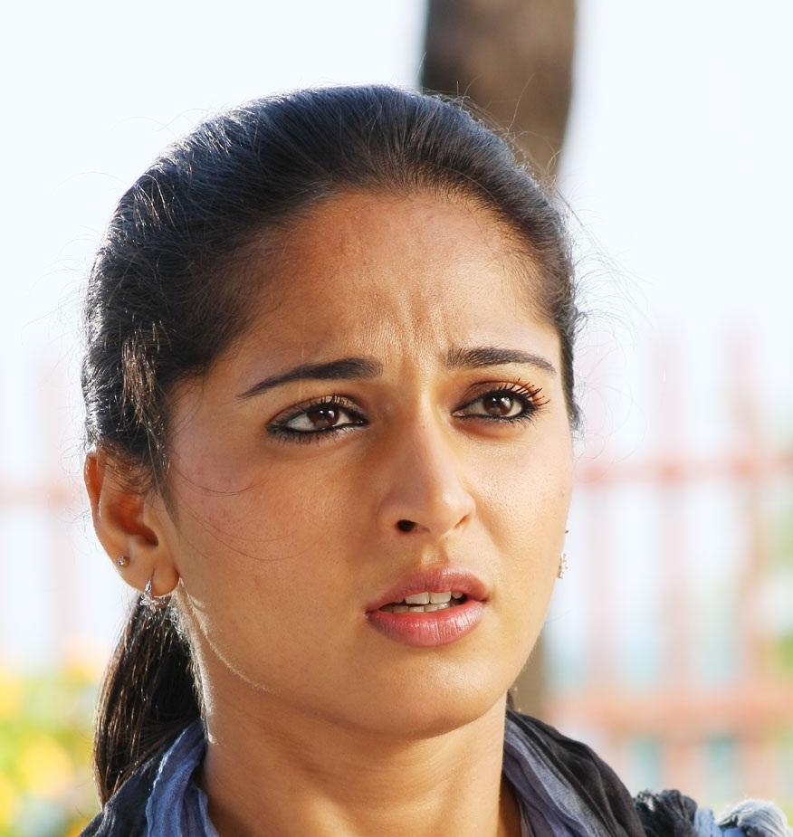 Anushka Shetty Unseen Face Closeup Stills