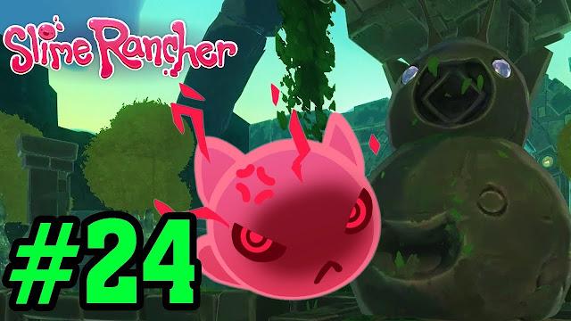 Khám Phá Tàn Tích Cổ Đại Về Slime | Slime Rancher #24| Top