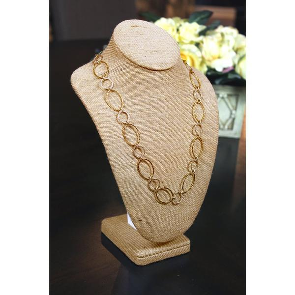Necklace Bust Displays for Bridal Jewelry | NileCorp.com