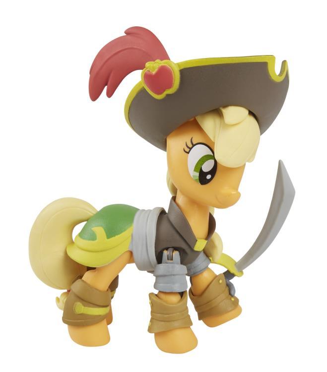 My Little Pony Guardians of Harmony Good vs. Evil Applejack vs. Boyle