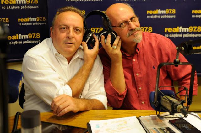Συνέντευξη στον REALFM του Δημάρχου Άργους Μυκηνών