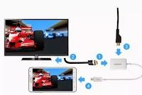 Usare uno smartphone Android come media player per TV
