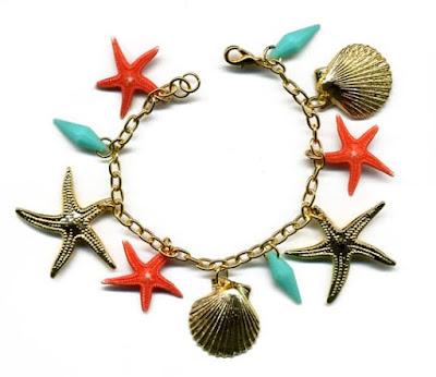Family Affairs Golden Mermaid Bracelet