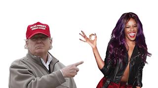 Azealia Banks Twitter Trump