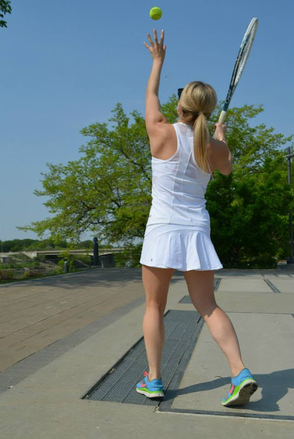 lululemon-ace-tank white-skirt