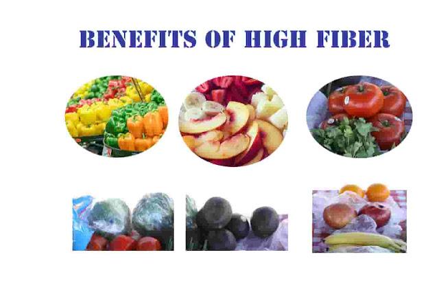 Benefits of High Fiber