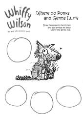 Caryl Hart, Children's Author: NEW!! Whiffy Activities!