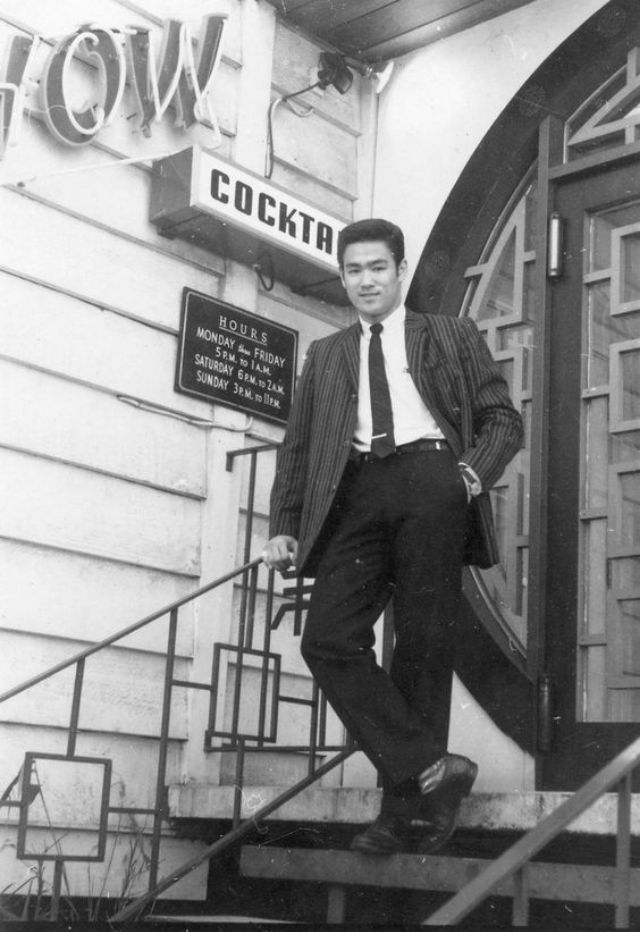 What did Bruce Lee study at the University of Washington?