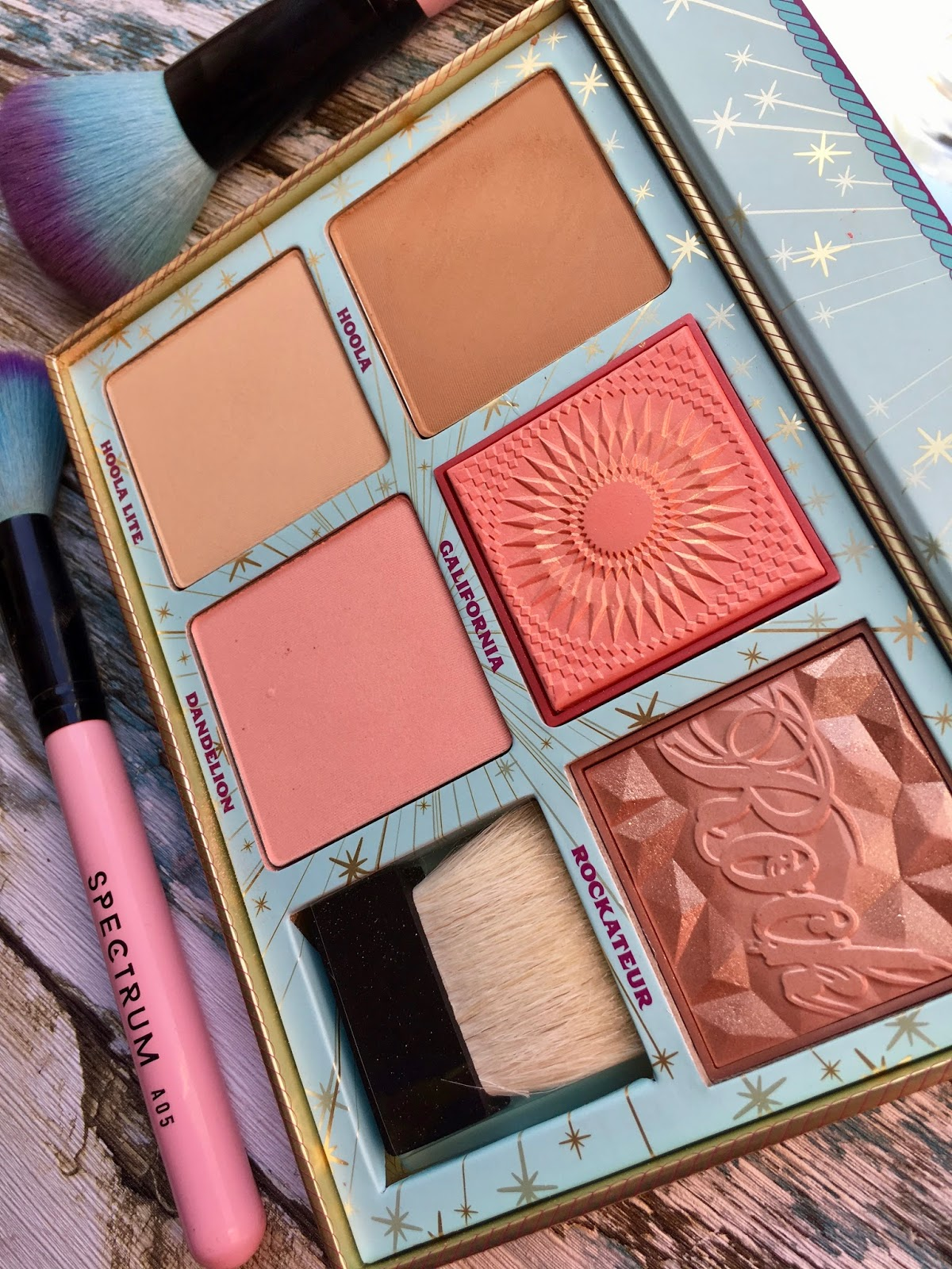 Benefit Cheek Parade Review & Swatches