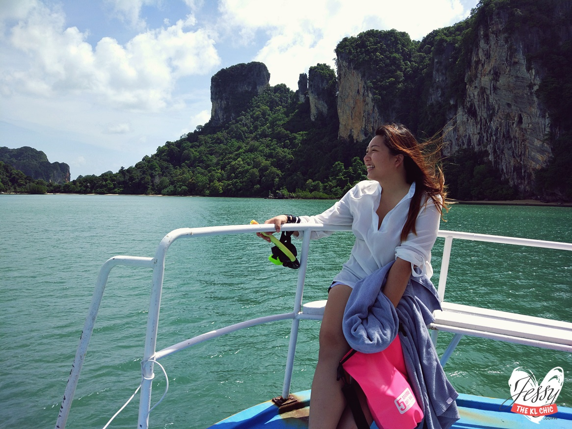 Krabi Seven Island Hopping & Sunset Cruise Dinner