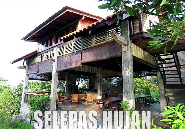 Rainforest Retreat near KL