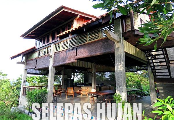 Rainforest Retreat near KL