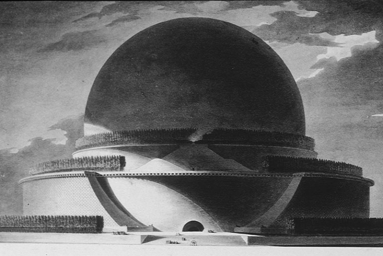 Samuel Maya Cenotafio de Newton