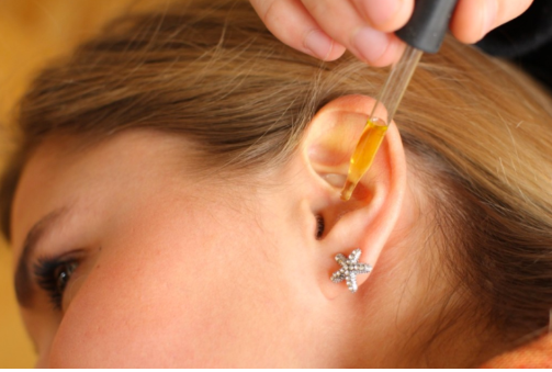 Insect inside ears Remedy/Daily Journal