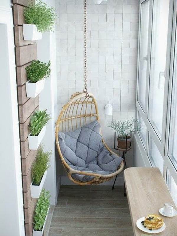 7 Ideas For Decorating Balconies or Terraces 4