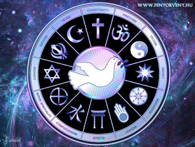 A világ minden vallása ugyanarról a Valóságról beszél
