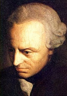 Retrato de Immanuel Kant