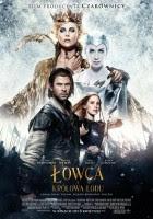 Łowca i Królowa Lodu plakat poster film