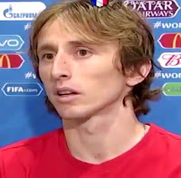 Luka Modric is also another good midfilder and player in this big event
