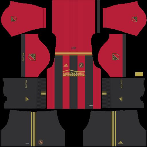 on sale 266be c0aaf Dream League Soccer Kits: MLS 2017/18 KITS