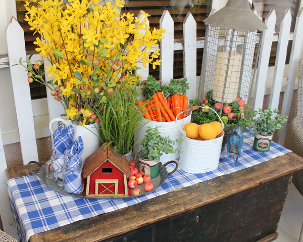 Bachman's 2018 Spring Ideas House- Itsy Bits And Pieces