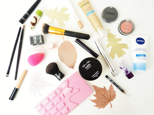 débuter en maquillage, maquillage débutant, essentiel maquillage, maquillage pas chère, maquillage débutant petits prix, maquillage petit prix, débuter en maquillage, Elf, Kiko, BYS maquillage