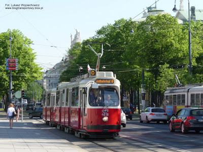 E2+C5 #4016+1416, Wiener Linien