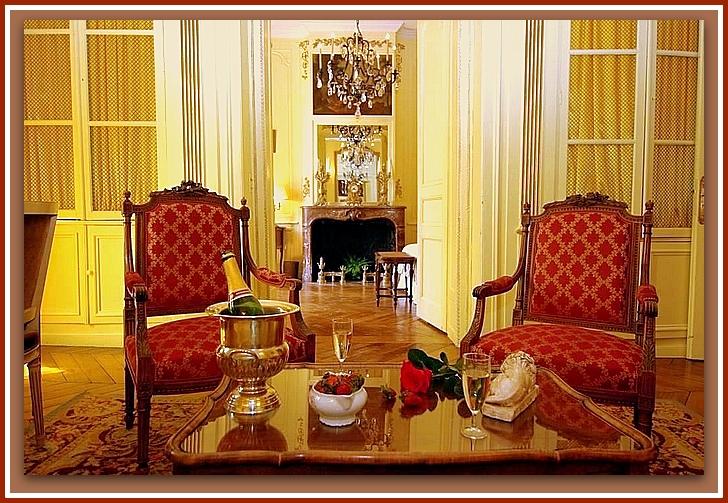 Diseo y Decoracin de la Casa Muebles Luis XV en Nuestro