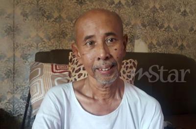 Zaibo meninggal dunia, kanser esofagus, kanser tahap 4, penyakit kronik,