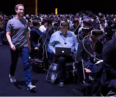 Mark Zuckerberg Mobile World Congress - Barselona 2016