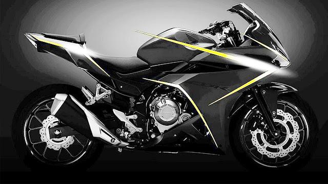 Honda CBR 160R Sport 2018