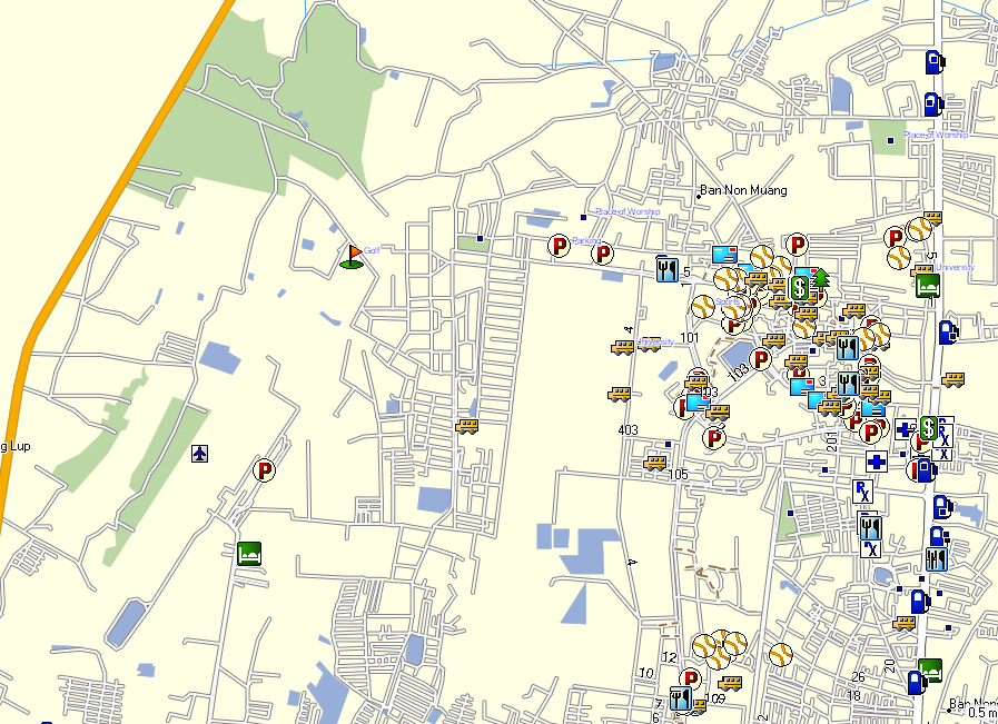 GPSTravelMaps.com: Thailand GPS Map Garmin