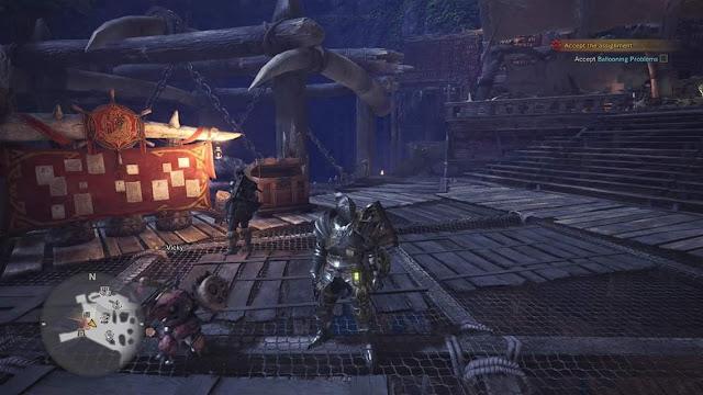 Ya está disponible la misión para conseguir a Aloy en Monster Hunter World