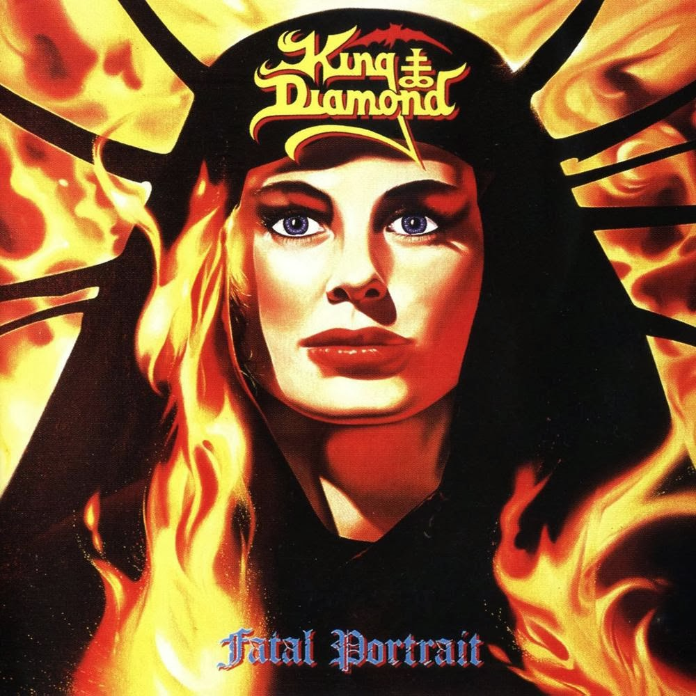 .: King Diamond: A Estreia Solo Em Alto Nível Com O álbum