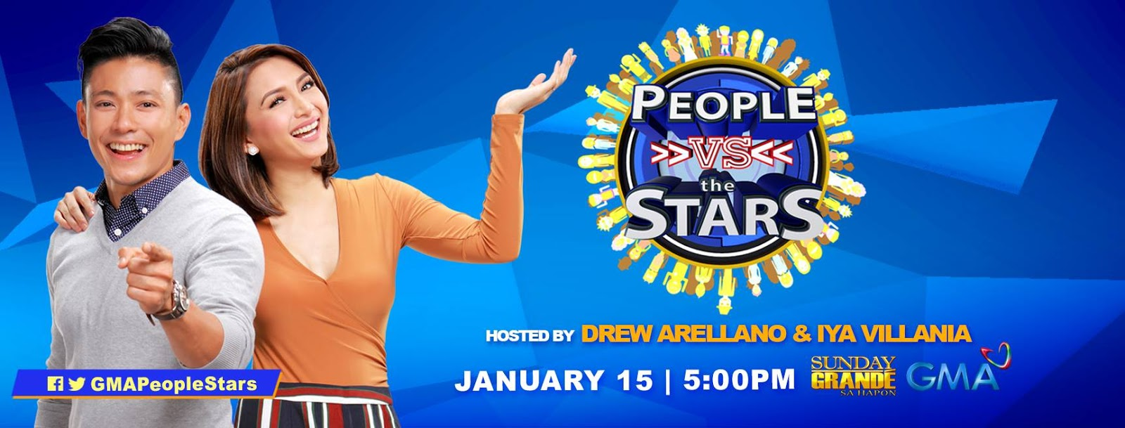 People VS. The Stars February 19 2017